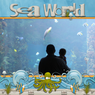 Sea world PRINT-1