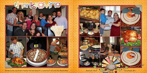 Thanksgiving '11
