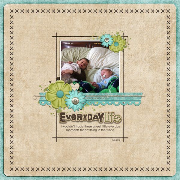 Everyday moments PRINT