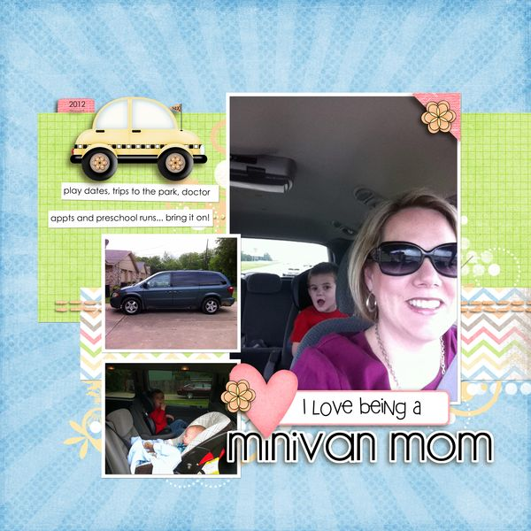 Minivan mom copy