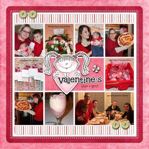 Valentine's day 2012 - 2