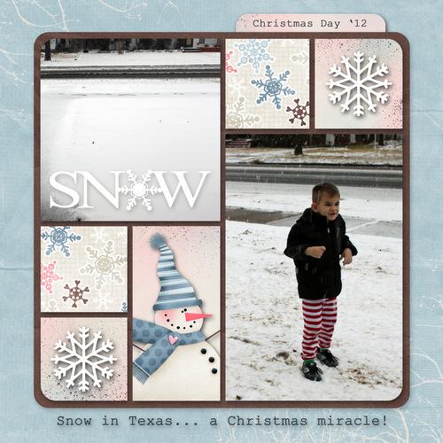 Frosty page