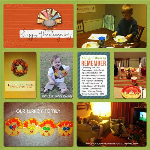 Thanksgiving Left PRINT